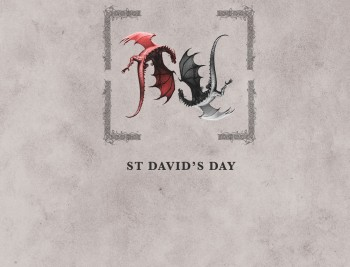 St Davids Day The Dead Canary
