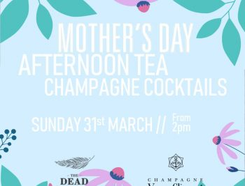 Mothers Day at The Dead Canary